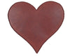 "RED TIN PUFF HEART (LG) 7""  Craft Outlet"