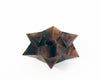"RUSTIC STAR CANDLE HOLDER 5.25""x5.25""x1.75""  Craft Outlet"