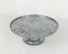 "12""DIM  GALV TIN CAKE HOLDER MEDIUM  Craft Outlet"