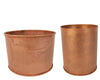 "COPPER CONTAINER 4.75""  Craft Outlet"