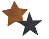 "3.75"" RUSTIC STAR CUTOUT  Craft Outlet"