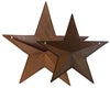 "18"" RUSTIC TIN STAR POCKET  Craft Outlet"