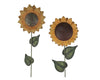 "39"" TIN SUNFLOWER PICK  Craft Outlet"