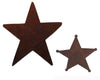 "5""RUSTIC STAR CUTOUT  Craft Outlet"