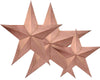 "24"" ROSE GOLD STAR  Craft Outlet"