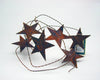 "STAR GARLAND, SMALL 6 FT STAR SIZE 2.25""  Craft Outlet"