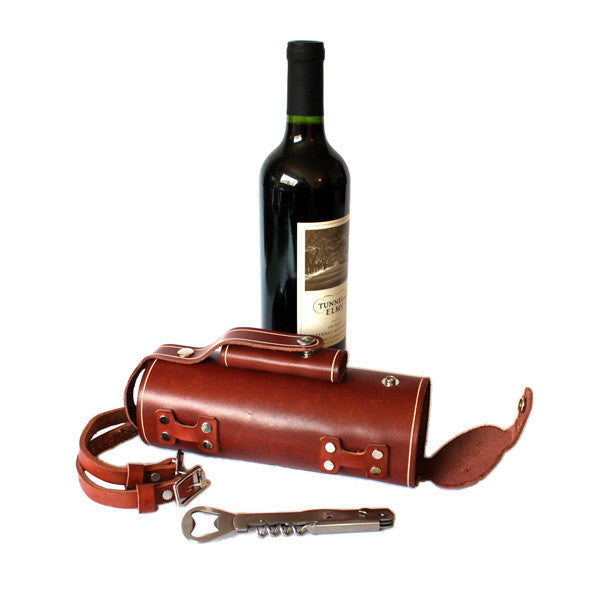 Pedal Happy Wine Carrier