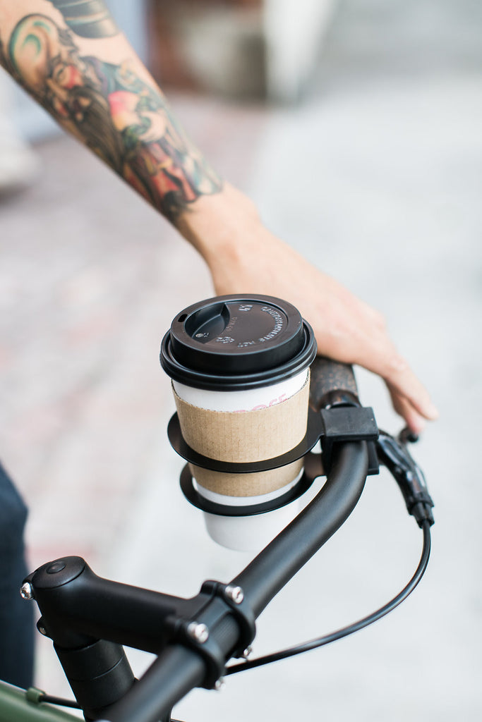Bookman Coffee Cup Holder
