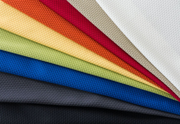 types of fabrics for t shirt printing