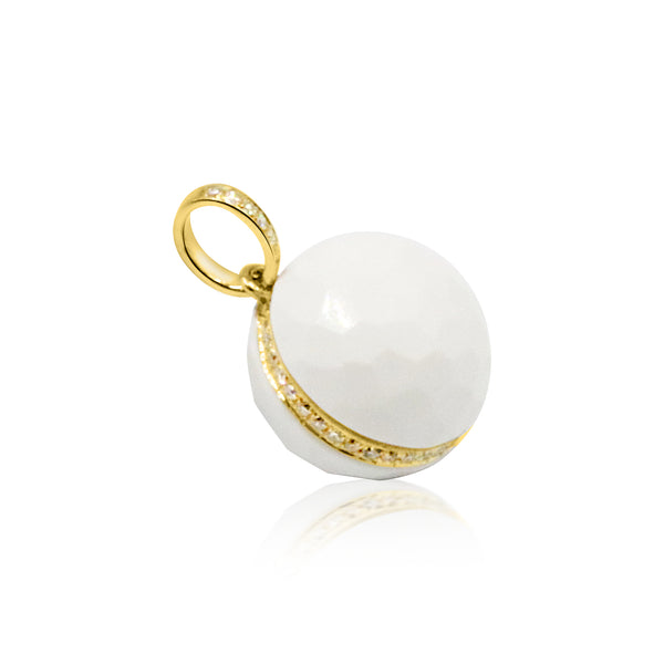 Classic Golf Ball Charm