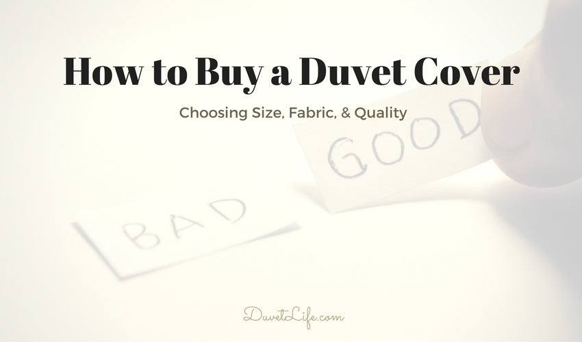 how to buy a duvet cover - ft. img.