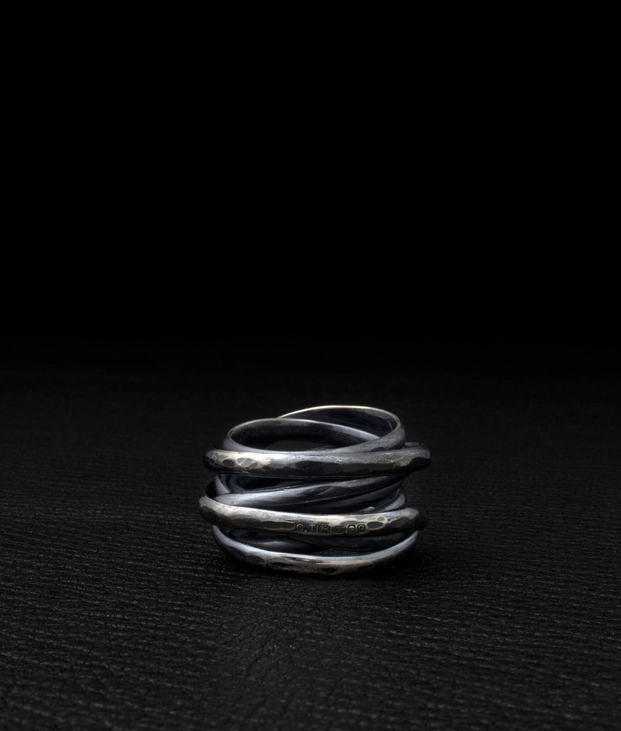 Chin Teo – Cage Ring
