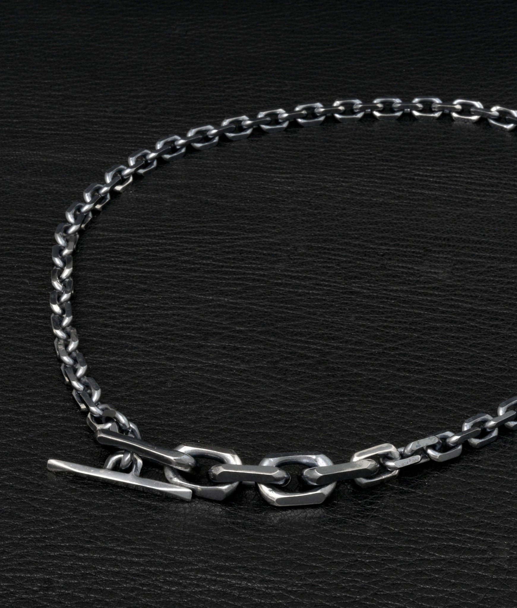 Chin Teo – Knight Chain Necklace