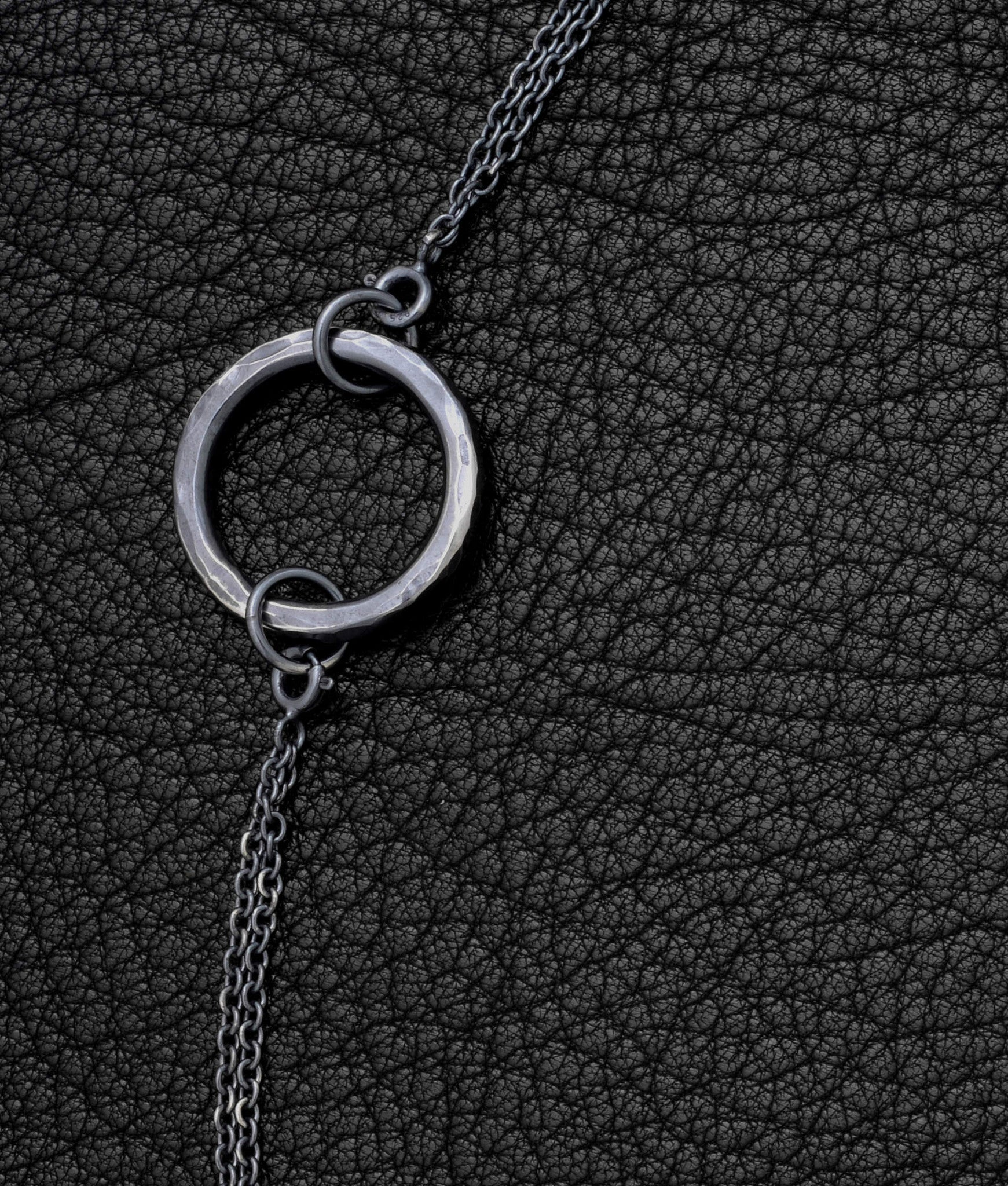 Chin Teo – Transfusion 3mm Necklace