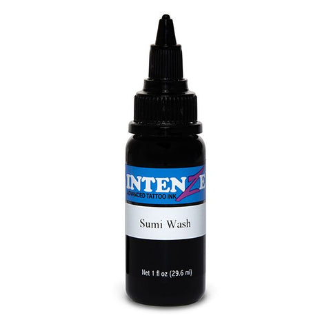 Intenze Tattoo Ink - Sumi Wash - Pick Size