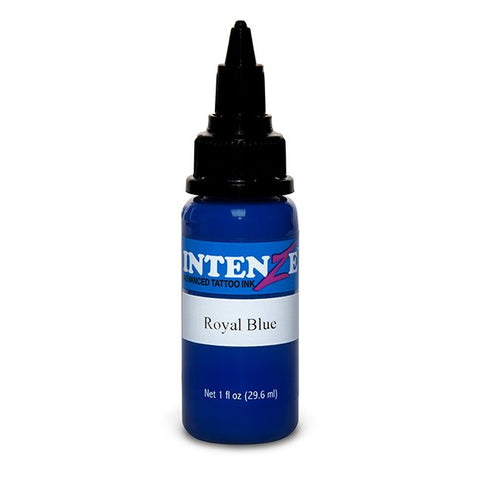 Intenze Tattoo Ink - Royal Blue - Pick Size