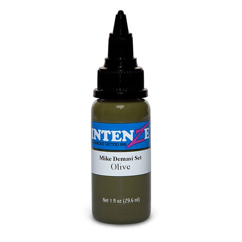 Intenze Tattoo Ink - Olive Demasi Series - Pick Size
