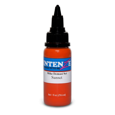 Intenze Tattoo Ink - Sunset Demasi Series - Pick Size