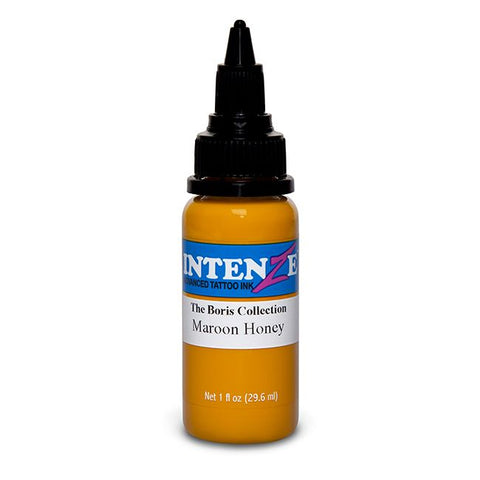 Intenze Tattoo Ink - Maroon Honey Boris Series - Pick Size