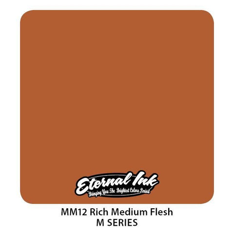 Eternal Tattoo Ink - Rich Medium Flesh M Series - Pick Size