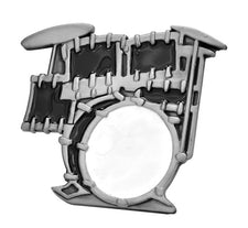 Drum Set Belt Buckle Drummer Music Lover Musician Player