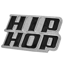 HIP HOP Belt Buckle Stainless Steel
