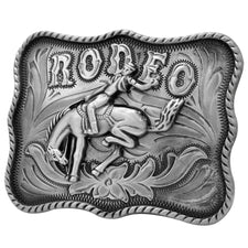 Rodeo Mare Riding Western Belt Buckle Bucking Horse Bull Rider