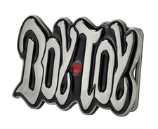 Boy Toy Belt Buckle Painted Black Cute & Sexy