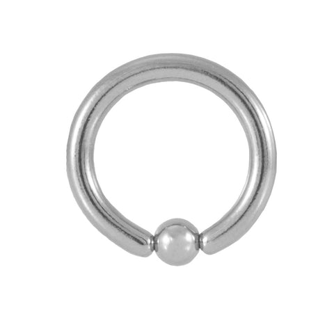 316l Stainless Steel Cbr Captive Bead Rings