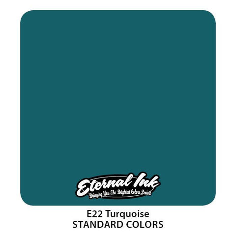 Eternal Tattoo Ink - Turquoise - Pick Size