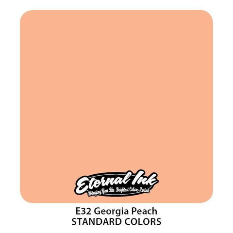 Eternal Tattoo Ink - Georgia Peach - Pick Size