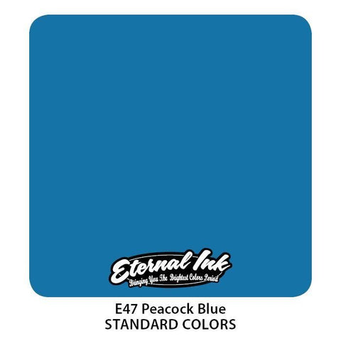 Eternal Tattoo Ink - Peacock Blue - Pick Size