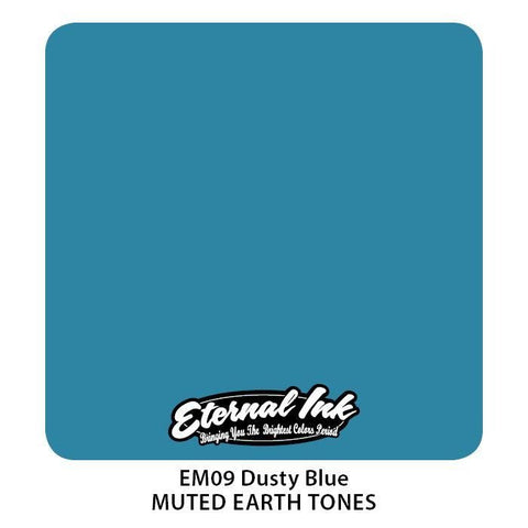Eternal Tattoo Ink - Dusty Blue - Pick Size