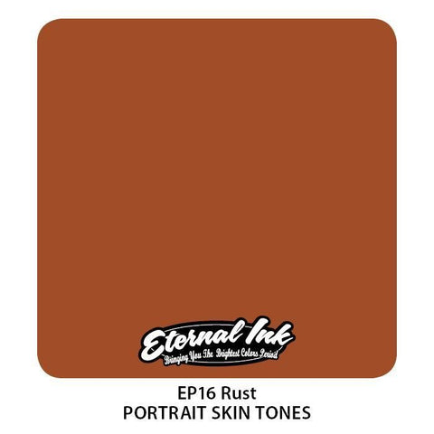 Eternal Tattoo Ink - Rust - Pick Size