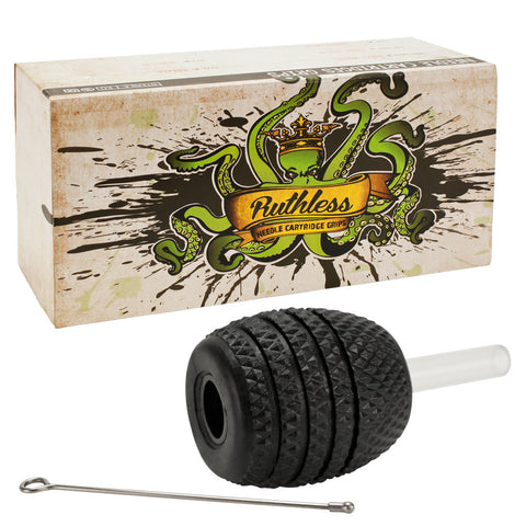 Ruthless Disposable Tattoo Needle Cartridge Grips Box