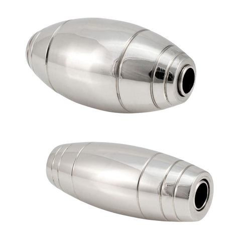 Premium Line 316L Stainless Steel Tattoo Grip 19mm or 25mm GV3