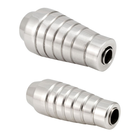 Premium Line 316L Stainless Steel Tattoo Grip 19mm or 25mm GV5