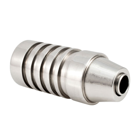 Premium Line 316L Stainless Steel Tattoo Grip 19mm or 25mm GV6