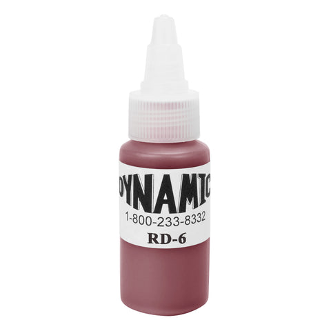 Dynamic Tattoo Ink Color Wine Red 1oz