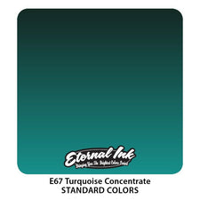 Eternal Tattoo Ink - Turquoise Concentrate - Pick Size