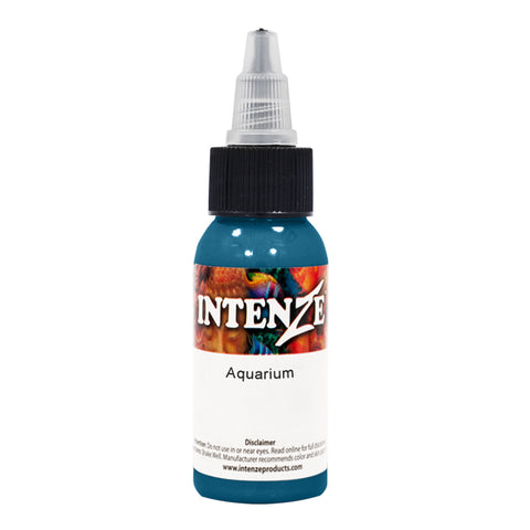 Intenze Professional Tattoo Ink | Aquarium