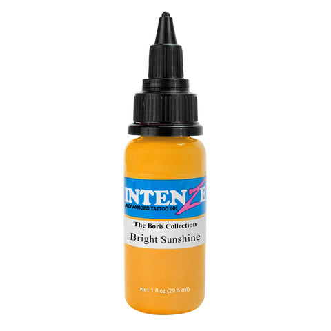 Intenze Professional Tattoo Ink | Sunshine