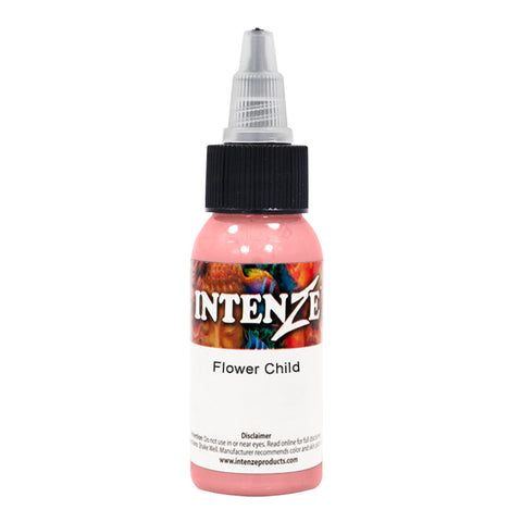 Intenze Professional Tattoo Ink | Flower Child