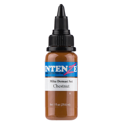 Intenze Professional Tattoo Ink | Chestnut
