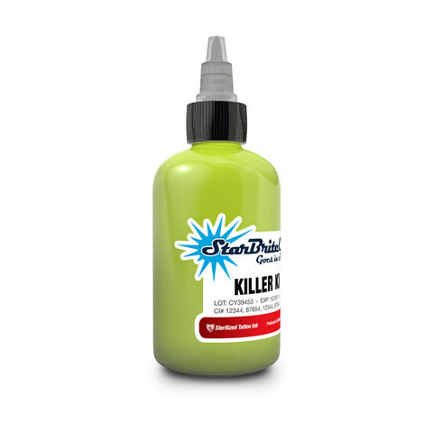 Starbrite Sterilized Tattoo Ink | Killer Kiwi