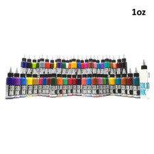 50 Color Deluxe Set - Solid Ink - 1oz Bottles