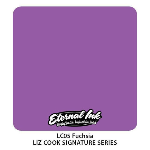 Eternal Tattoo Ink - Fuschia - Pick Size