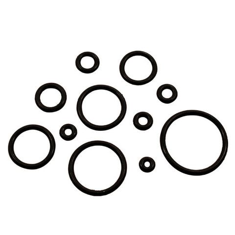 Black Replacement Rubber O-Rings