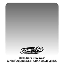 Eternal Tattoo Ink - Marshall Bennett DARK Graywash - Pick Size