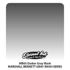 Eternal Tattoo Ink - Marshall Bennett Darker Graywash - Pick Size